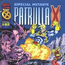 Cómics: ESPECIAL MUTANTE PATRULLA-X 1996 - FORUM - CRECER DUELE - IMPECABLE. Lote 82850436