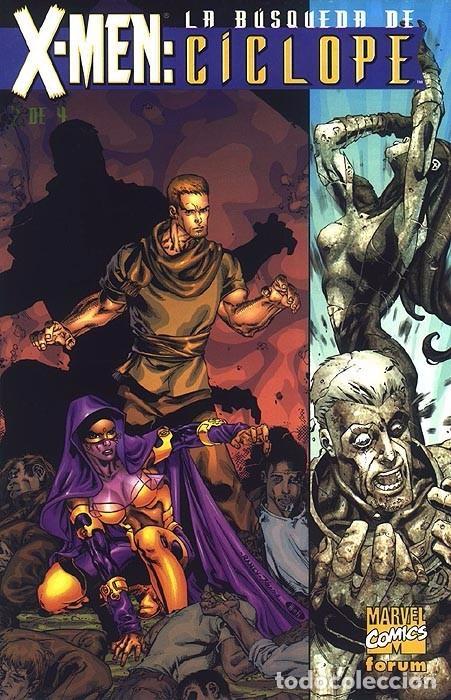X-MEN: LA BÚSQUEDA DE CÍCLOPE VOL.1 Nº 2 IMPECABLE (Tebeos y Comics - Forum - X-Men)