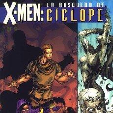 Cómics: X-MEN: LA BÚSQUEDA DE CÍCLOPE VOL.1 Nº 2 IMPECABLE. Lote 94365642