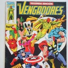 Cómics: VENGADORES VOL. 1 Nº 1 (FORUM). Lote 94316346