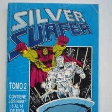 Cómics: SILVER SURFER VOL. 2 Nº 8 AL 14 (ESTELA PLATEADA VOLUMEN 2) (8, 9, 10, 11, 12, 13, 14) (FORUM). Lote 94387150