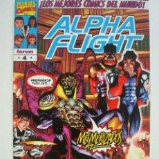 Cómics: ALPHA FLIGHT VOL. 2 Nº 4 (FORUM). Lote 94387742