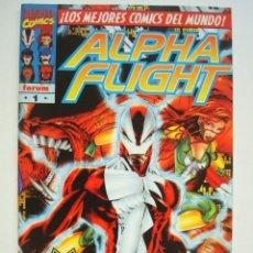 Cómics: ALPHA FLIGHT VOL. 2 Nº 1 (FORUM). Lote 94387762