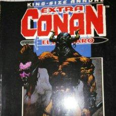 Cómics: CONAN KING SIZE ANNUAL OBRA COMPLETA. Lote 94396952
