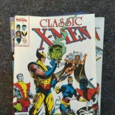 Cómics: CLASSIC X - MEN CASI COMPLETA - FALTA EL NÚMERO 41. Lote 94405738