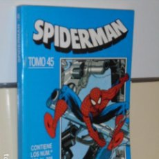 Cómics: SPIDERMAN TOMO RETAPADO 45 Nº 301-302-303-304-305 FORUM. Lote 94436318