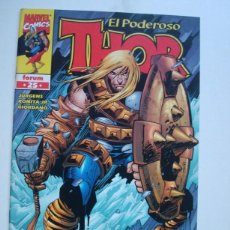 El poderoso Thor vol. 3 (tb vol. 4) nº 25 (Forum)