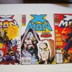 Cómics: X-MAN VOL. 1 Nº 4 (FORUM) LA ERA DE APOCALIPSIS. Lote 94537703