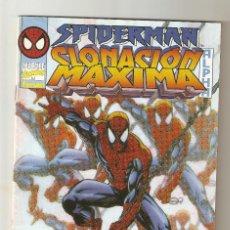 Cómics: SPIDERMAN CLONACION MAXIMA ALPHA - FORUM -. Lote 94565659