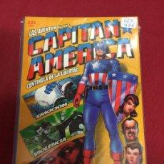 Cómics: FORUM LAS AVENTURAS DEL CAPITAN AMERICA TOMOS DEL 1 AL 4 EN MUY BUEN ESTADO REF.663. Lote 94757859