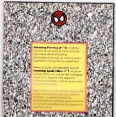 Cómics: SPIDER-MAN: SPIDERMAN AMAZING FANTASY POR KURT BUSIEK & PUL LEE MARVEL COMICS. Lote 94781263