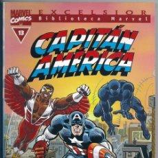 Cómics: CAPITÁN AMÉRICA, 13 (STEVE ENGLEHART, SAL BUSCEMA, MIKE FRIEDRICH) / BIBLIOTECA MARVEL - FORUM, 2000. Lote 94790283