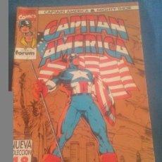 Cómics: CAPITAN AMERICA N°1 ESTADO BUENO . Lote 94880847