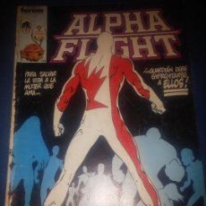 Cómics: ALPHA FLIGHT N° 7 ESTADO NORMAL. Lote 94901395