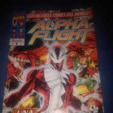 Cómics: ALPHA FLIGHT N° 1 ESTADO BUENO . Lote 94901567