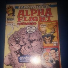 Cómics: ALPHA FLIGHT N° 1 ESTADO BUENO . Lote 94901743