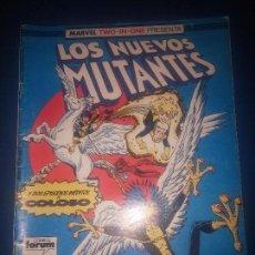 Cómics: LOS NUEVOS MUTANTES N° 52 ESTADO NORMAL . Lote 94902103