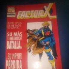 Cómics: FACTOR X N° 83 FORUM ESTADO MUY BUENO . Lote 94961607
