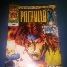 Cómics: PATRULLA X N° 30 ESPECIAL 350 FORUM ESTADO MUY BUENO . Lote 94961743