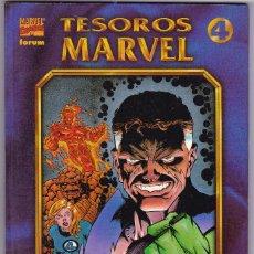 Cómics: TESOROS MARVEL Nº 2 LOS 4 FANTASTICOS FORUM. Lote 94969463