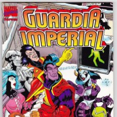 Cómics: GUARDIA IMPERIAL ( BRIAN AUGUSTYN CHUCK WOJTKIEWICZ ) MARVEL FORUM 1997. Lote 95028663