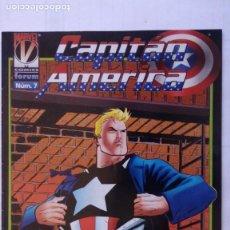 Cómics: CAPITAN AMERICA EL HOMBRE SIN PATRIA, Nº 7. Lote 95058243