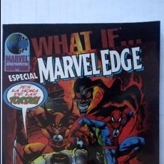 Cómics: WHAT IF ESPECIAL MARVEL EDGE, Nº 1. Lote 95058379