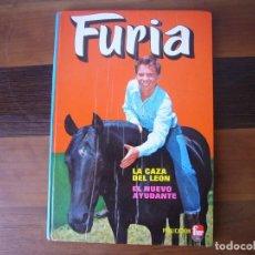 Cómics: LIBRO JUVENIL DE FURIA TELE -FHER. Lote 95058627