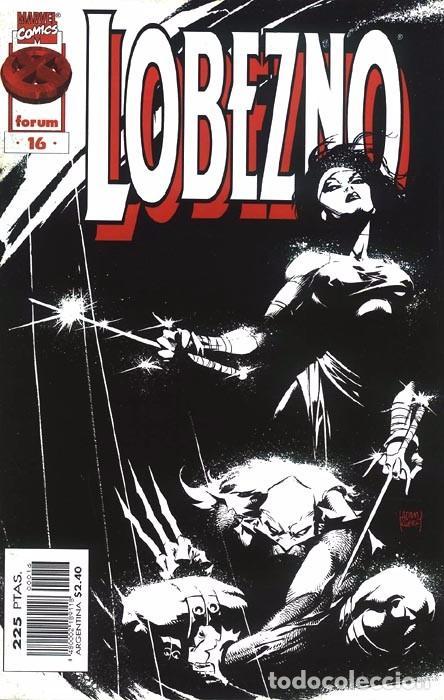 LOBEZNO VOL.2 Nº 16 - FORUM IMPECABLE (Tebeos y Comics - Forum - Otros Forum)