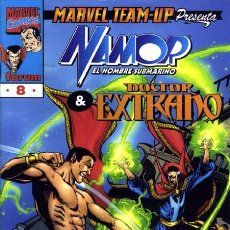 Cómics: MARVEL TEAM UP 8 NAMOR AND DOCTOR STRANGE - MARVEL 1998 PERFECTO ESTADO. Lote 86211060