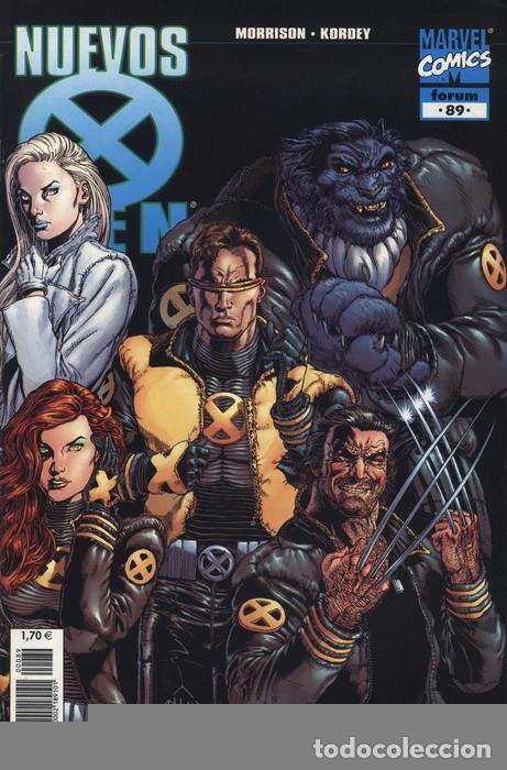 NUEVOS X-MEN VOL 2 Nº 89 - FORUM IMPECABLE (Tebeos y Comics - Forum - X-Men)