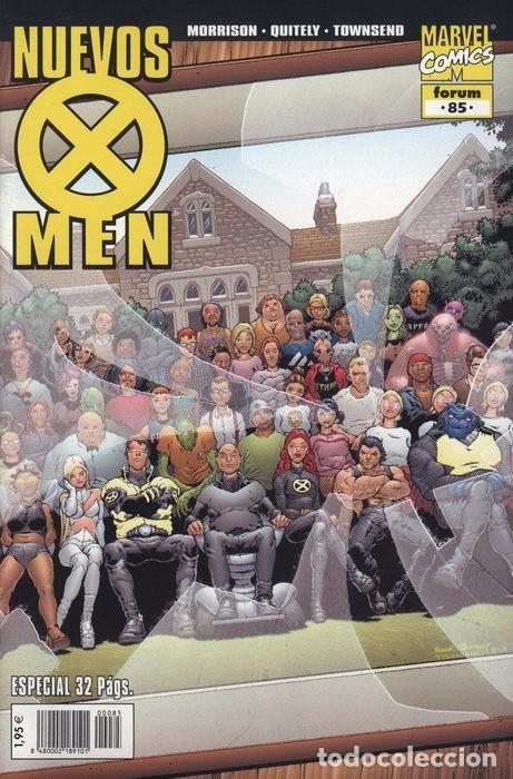NUEVOS X-MEN VOL 2 Nº 85 - FORUM IMPECABLE (Tebeos y Comics - Forum - X-Men)