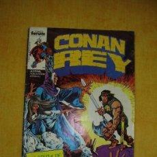 Cómics: CONAN REY 1 . Lote 95119079