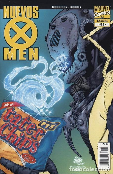 NUEVOS X-MEN VOL 2 Nº 83 - FORUM IMPECABLE (Tebeos y Comics - Forum - X-Men)