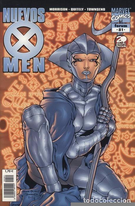NUEVOS X-MEN VOL 2 Nº 81 - FORUM IMPECABLE (Tebeos y Comics - Forum - X-Men)