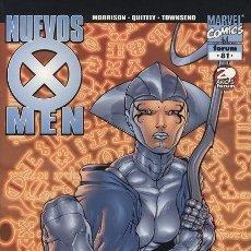 Cómics: NUEVOS X-MEN VOL 2 Nº 81 - FORUM IMPECABLE. Lote 95119319