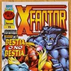Cómics: X FACTOR - MARVEL COMICS - NUMERO 15 - 1997 - COMO NUEVO - NM. Lote 95122595