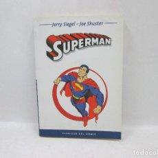 Cómics: CLÁSICOS DEL CÓMIC - SUPERMAN - JERRY SIEGEL Y JOE SHUSTER 2004. Lote 95192443