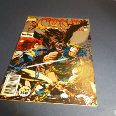 Cómics: CONAN EL BARBARO 184 VOL 1 EXCELENTE ESTADO FORUM. Lote 95264786