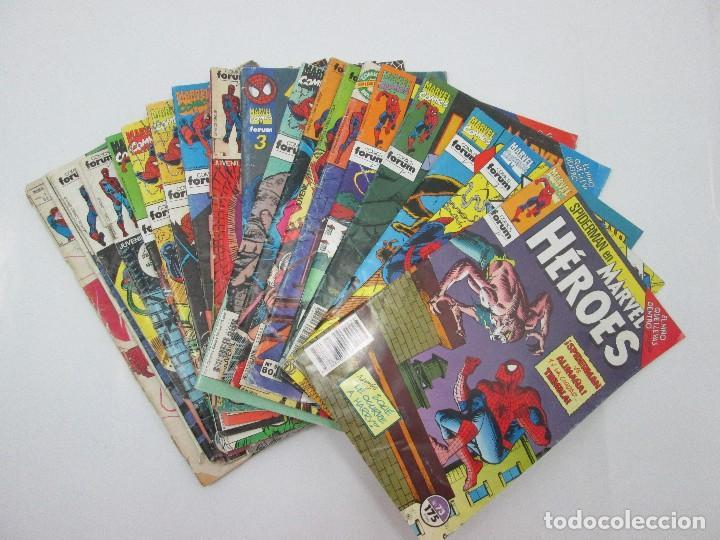 LOTE 19 COMICS DE SPIDERMAN (Tebeos y Comics - Forum - Spiderman)