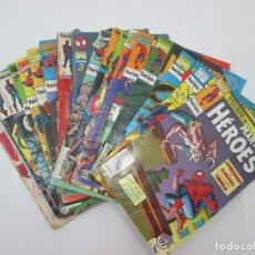 Cómics: LOTE 19 COMICS DE SPIDERMAN. Lote 95266399
