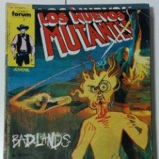 Cómics: NUEVOS MUTANTES LOTE 11 COMICS. Lote 95289848