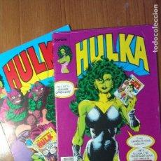 Cómics: HULKA, VOL 1 DE FORUM COMPLETA 27 COMICS. Lote 95300311