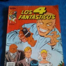 Cómics: LOS 4 FANTASTICOS Nº 71 COMICS FORUM EL ESTADO ES NORMAL. Lote 95315839
