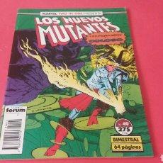 Cómics: LOS NUEVOS MUTANTES 49 EXCELENTE ESTADO FORUM. Lote 95341362