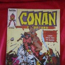 Cómics: CONAN EL BARBARO Nº 27 COMICS FORUM 1983. JOHN BUSCEMA, ROY THOMAS. TEBENI. Lote 95454743