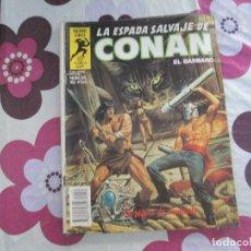 Cómics: LA ESPADA SALVAJE DE CONAN Nº 35. Lote 95460147