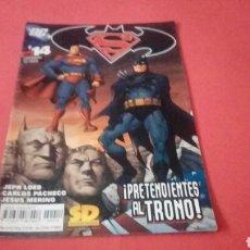Cómics: SUPERMAN BATMAN 14 EN BUEN ESTADO FORUM. Lote 95538447