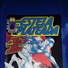 Cómics: ESTELA PLATEADA Nº 4 COMICS FORUM EL ESTADO ES MUY BUENO. Lote 95560407