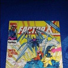 Cómics: FACTOR X Nº 51 COMICS FORUM EL ESTADO ES MUY BUENO. Lote 95561991